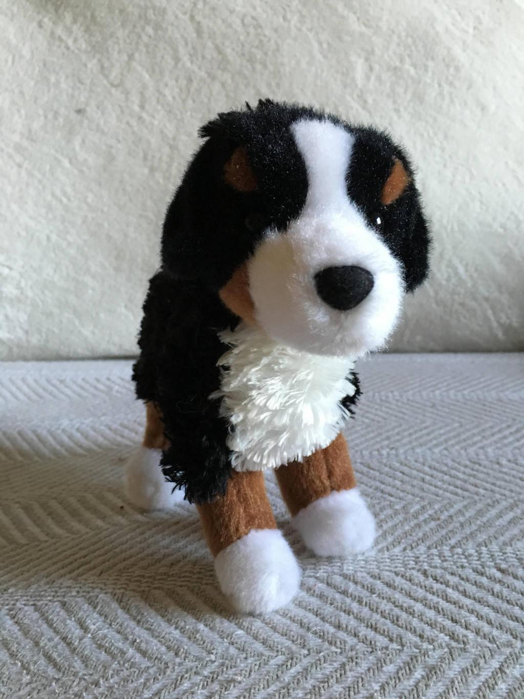 Douglas Miranda Bernese Mountain Dog Plush By Webkinzjourneys On
