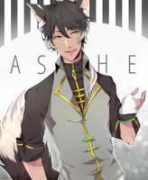 Ashe by DoritoMeatbag