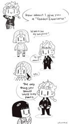 Chibi Practice - GioGio's Kinky Adventure by DoritoMeatbag