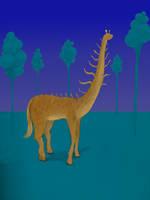 Longhorse by sengarden