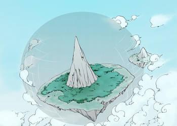 Xandan Island by sengarden