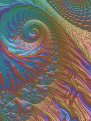 Funky Spiral by Kaleiope-Studio