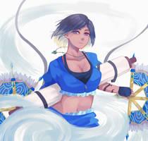 Eternal Wind by Simple-illust