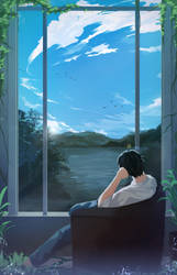 Take a Breath and Relax by Simple-illust