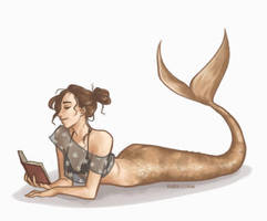 Mermay #6 by Rabbicorn