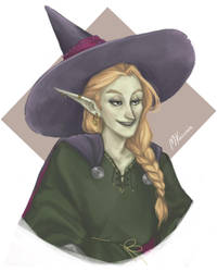 Taako by Rabbicorn
