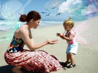 Christi baby on beach2 edit by PixiePoisen
