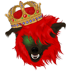 The Red King by VIPCalamityKitty