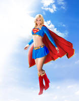 Supergirl by DNM5555
