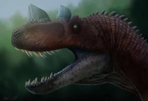 Ceratosaurus by drmambo199