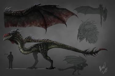 Emberfall Fan Concept Razorback by drmambo199