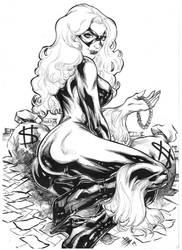 Black Cat Ink by E-Blake