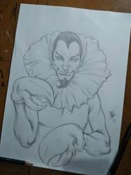 #thepowerpuffgirls #HE #pencilart by E-Blake