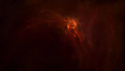 The Burning One by TylerCreatesWorlds