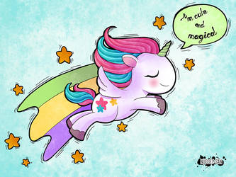 Cute and Magical by NuggetSangriento