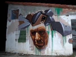 Anonimo y Trase by Anonimortaja