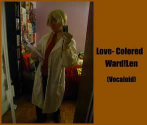 WIP - Love-Colored Ward Len by loveanime