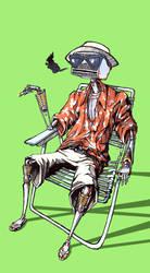 The Dudebot by fiendcracker