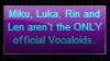 Vocaloid stamp by XXXYaoiLoveXXX