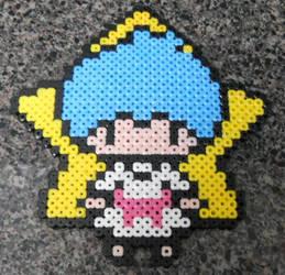 Little Twin Stars Kiki Sanrio by nekomusume