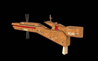 Flagship Agateram by arvistaljik