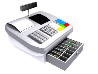 Cash Register by neofunka