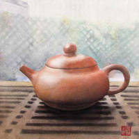 Tea no1 - Original for sell by YFYeung