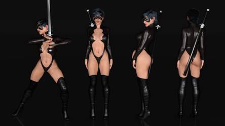 Twilight Costume 2 Study by Tharcion