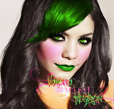 Make Up Vanessa by wonderfuldesings