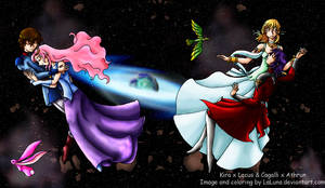 Lovers of Gundam Seed by laluna