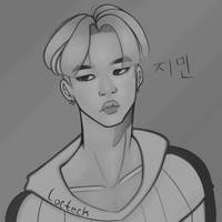 JiminBW by Locteck