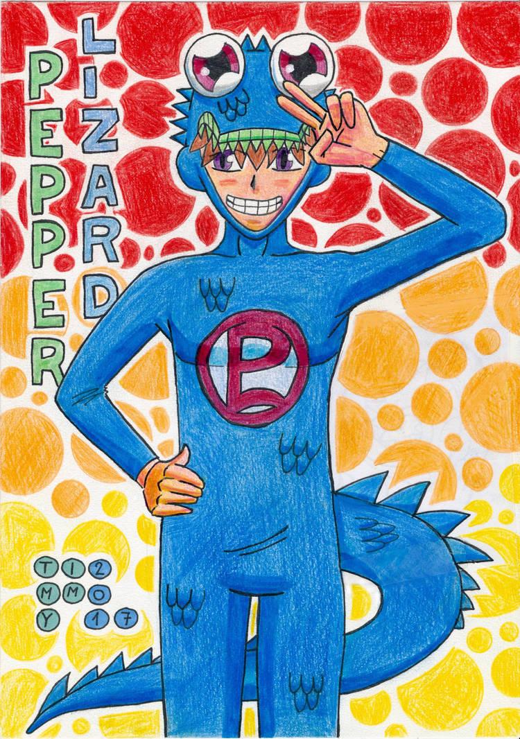 A Hero Rises... by PepperLizard