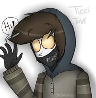 Ticci Toby by jazmini27