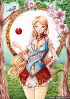 Rotten Apple by firedaemon