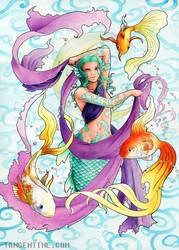 Mermaiden by firedaemon