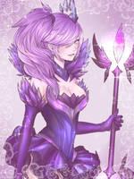 Lux Elementalist Dark by MaiuLive