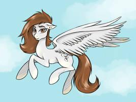 Me as a pony by Haitto