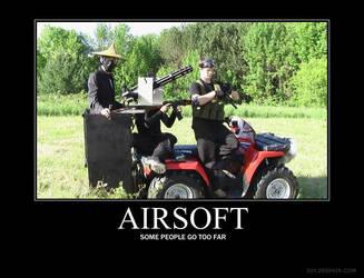 Serious Airsoft by LeeeRoooy-Jeeennkins