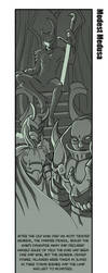 Modest Medusa 168 169 170 by JakeRichmond