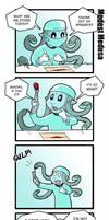Modest Medusa : Medical Medusa by JakeRichmond