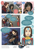 Asami loves Korra: Friend Fic, part 3 by JakeRichmond