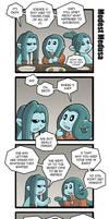 Modest Medusa 732 by JakeRichmond