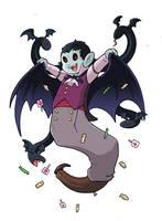 Dracula Medusa by JakeRichmond