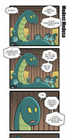 Modest Medusa 822 by JakeRichmond