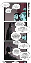 Modest Medusa 868 by JakeRichmond