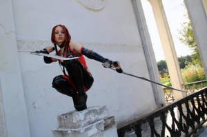 Bloodrayne cosplay by Rayne-Wolfenstain
