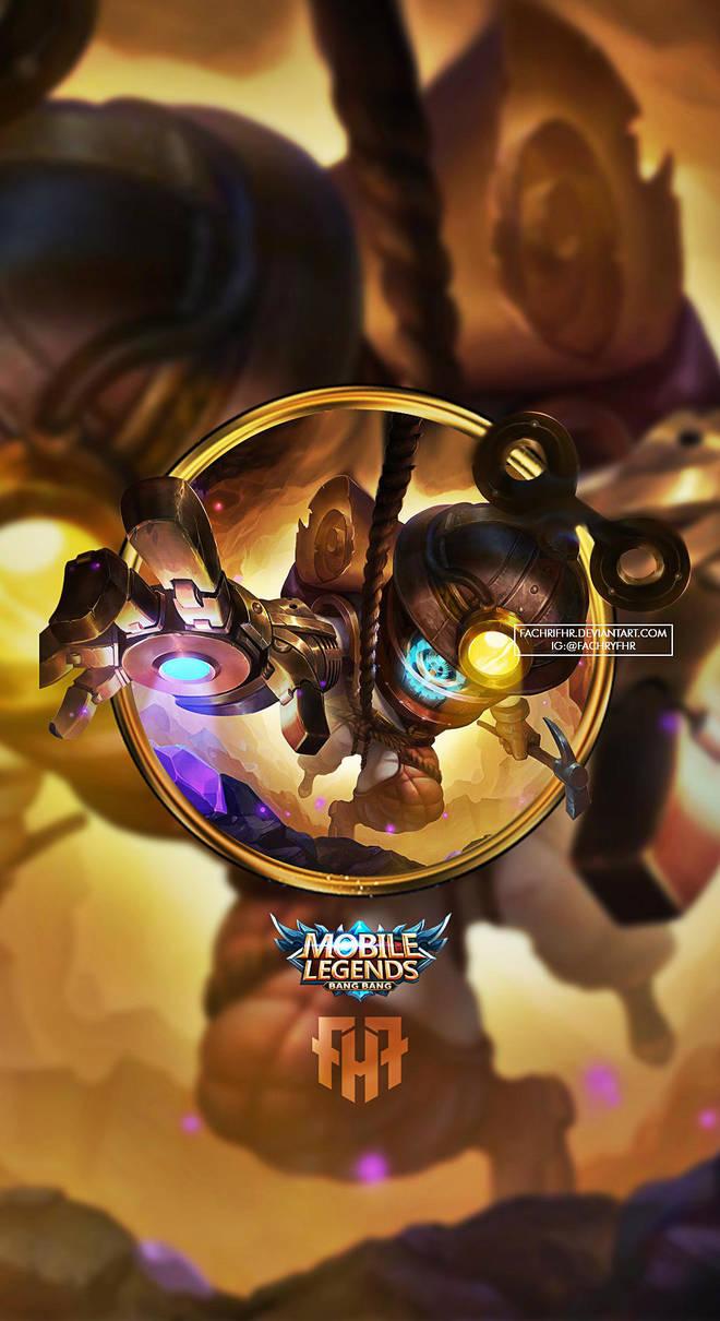 Wallpaper Phone Cyclops Super Adventurer By FachriFHR