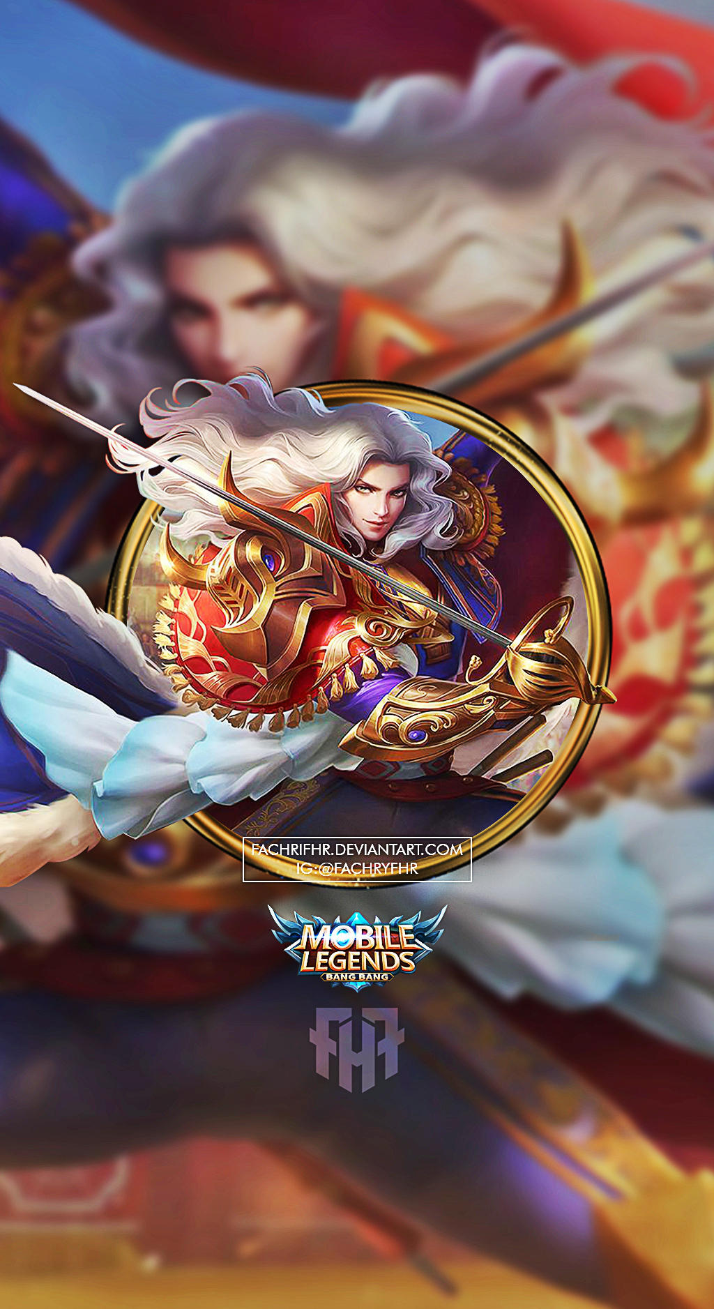 Wallpaper 3d Bergerak Mobile Legend