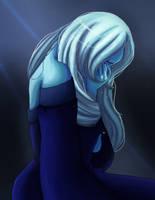 Steven Universe: Blue Diamond by dreamerswork