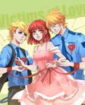 UtaPri: victims of love by yuki-k